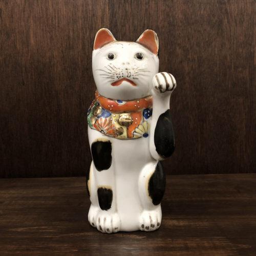 古瀬戸 招き猫
