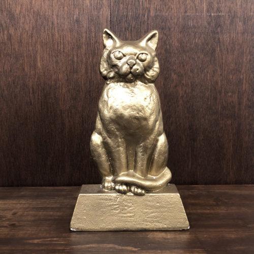 Hubley Cat Door stopper(猫のアンティークドアストッパー)