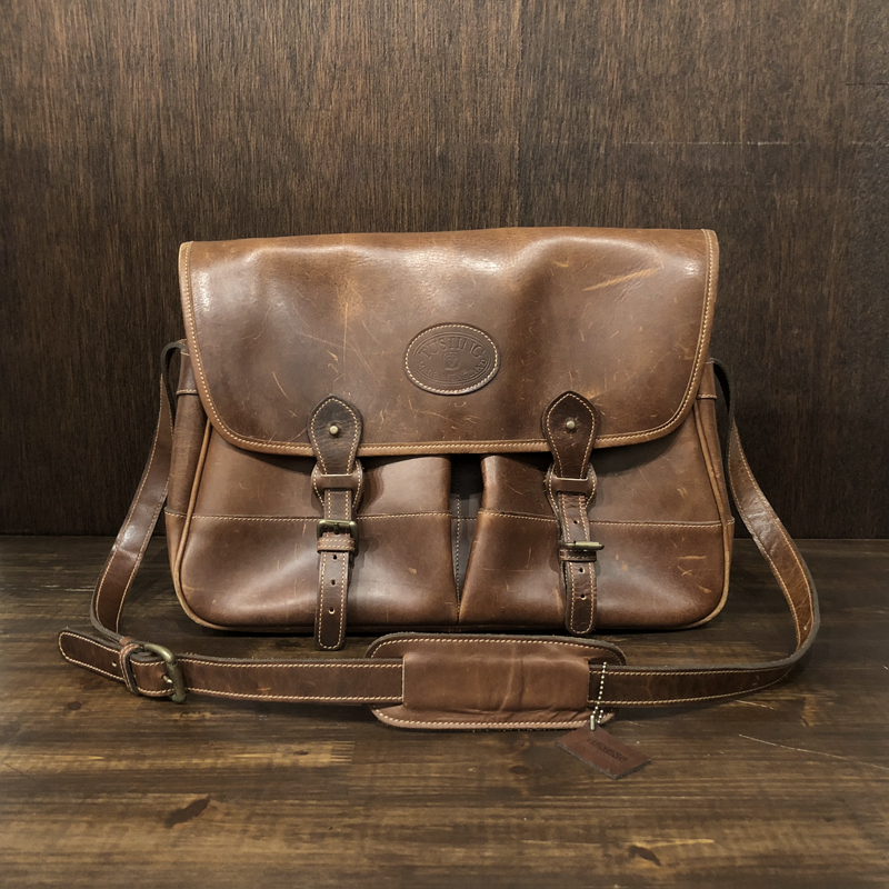 Tasting Messenger Bag(タスティング社 メッセンジャーバッグ)