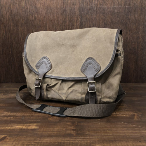 L.L. Bean Oild Fishing Bag(エルエルビーン社 オイルド フィッシングバッグ)ビンテージ 旧タグ オリジナル
