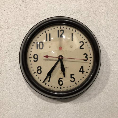 General Electric Wall clock(ゼネラルエレクトリック ウォールクロック)