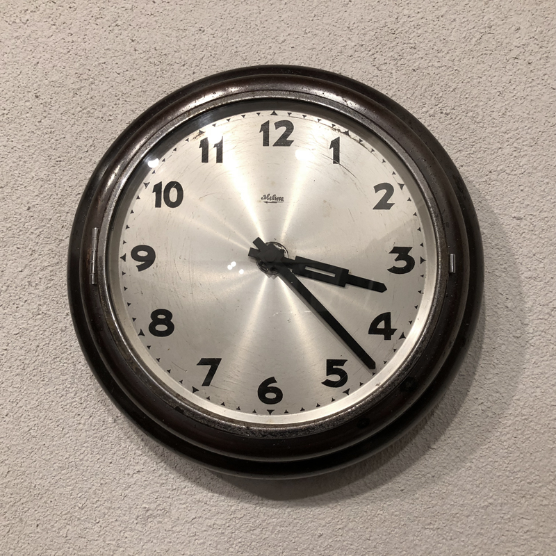 Mehne Wall Clock(メーネ ウォール クロック)