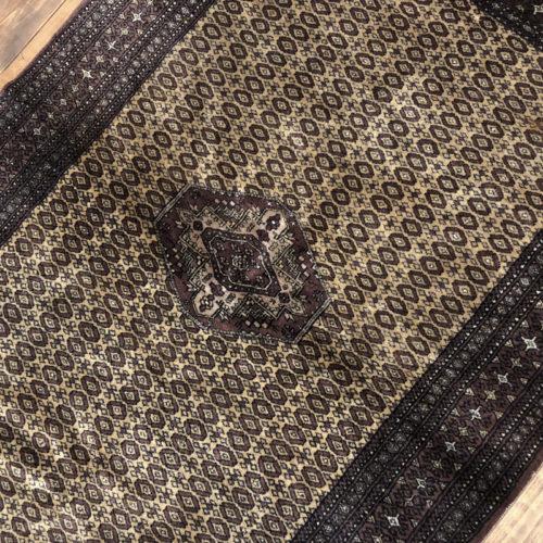 "Tribal Rug(トライバル ラグ) ""Brawn紋章柄"" 190×130"