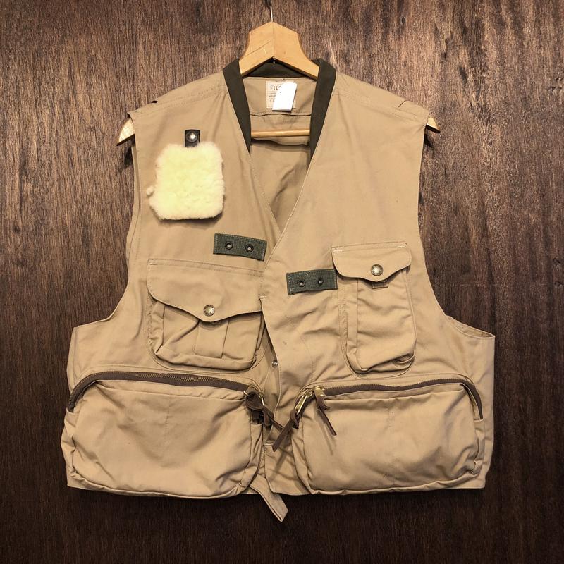 Filson Fly Fishing Vest(フィルソン フライフィッシンングベスト)