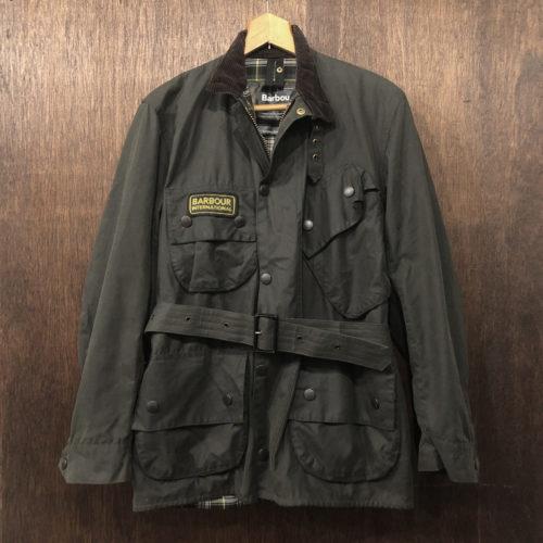 Barbour International Jacket(バブアー インターナショナル ジャケット)