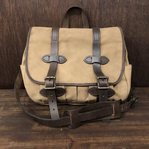 Filson Field Bag Tan(フィルソン フィールドバッグ タンカラー)