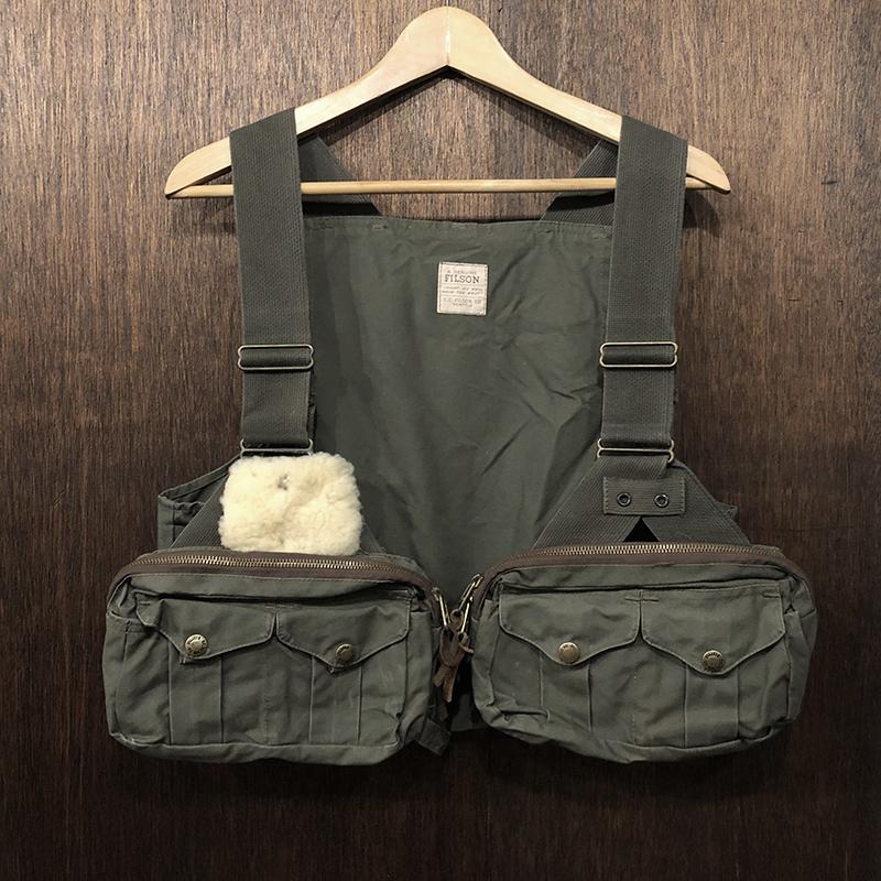 Filson Fly Fishing Strap Vest(フィルソン フライフィッシング ストラップ ベスト)の旧オリジナルモデル