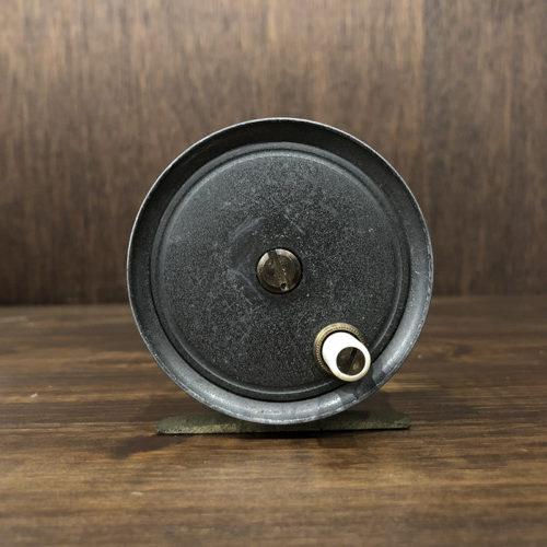 Antique Alloy Fly Reel 2-3/4インチ径(約径70mm) アロイ合金 アンティークフライリール