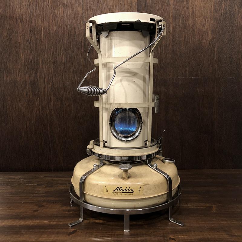 Aladdin Deluxe Blue Flame Heater(アラジン デラックス ブルーフレーム ヒーター ストーブ) 15型 (メンテナンス済)