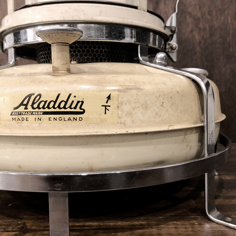 Aladdin Deluxe Blue Flame Heater(アラジン デラックス ブルーフレーム ヒーター ストーブ) 15型 メンテナンス済