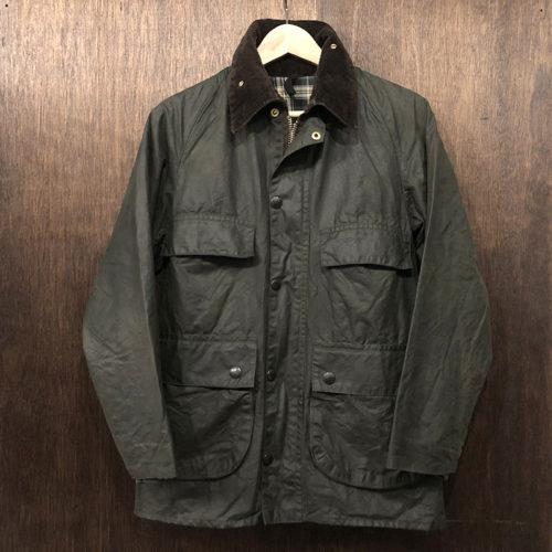 Barbour Bedale Jacket Sage C34(バブアー ビデイル ジャケット)サイズ34 セージカラー 2ワラント オリジナル