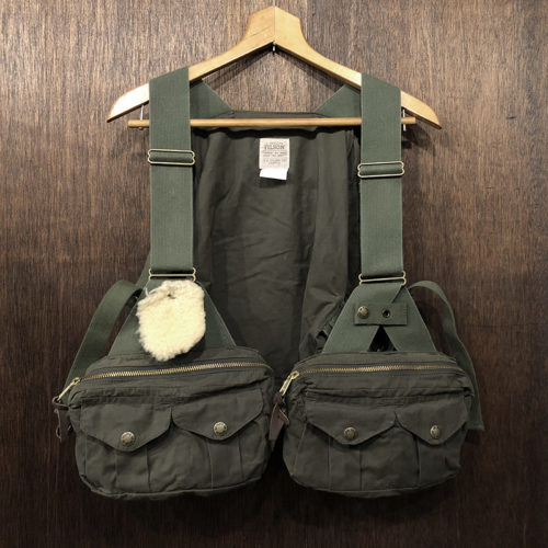 Filson Foul Weather Fly Fishing Vest(フィルソン フォールウェザー フライフィッシング ベスト)