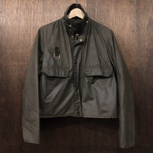 Barbour Spey Jacket(バブアー スペイ ジャケット)Mサイズ 2ワラントタグ ビンテージ オリジナルモデル
