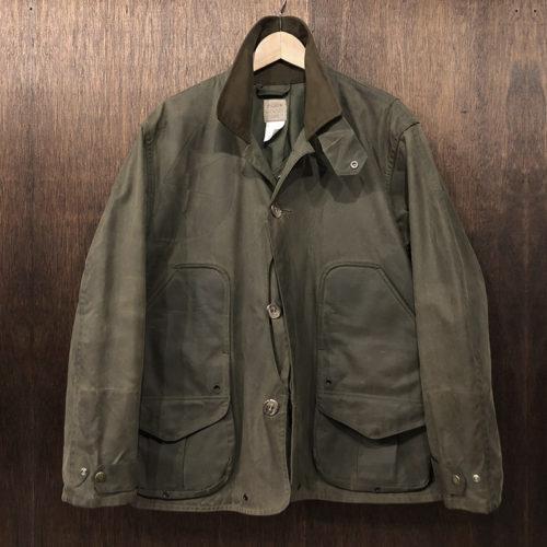 Filson Waterfowl Upland Hunting Jacket Dark Olive(フィルソン ウォーターフォウル アップランド ハンティング ジャケットコート)旧モデル オリジナル