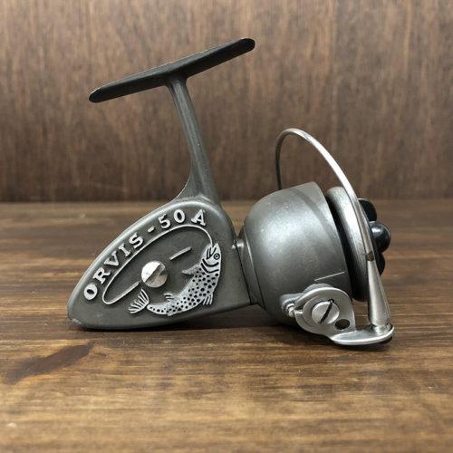 Orvis 50A Spinnig Reel (オービス 50A) スピニングリール ビンテージ オリジナル