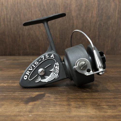 Orvis 75A Spinnig Reel (オービス 75A) スピニングリール ビンテージ オリジナル