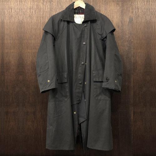 Backhouse Barbour Stockman's Coat Navy C32(バックハウス バブアー ストックマンズ コート ジャケット ネイビーカラー)ビンテージ オリジナルモデル