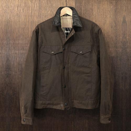 Barbour Drovers Jacket Rustic Brown(バブアー ドローバーズ ジャケット ラスティックブラウン)Sサイズ オリジナル
