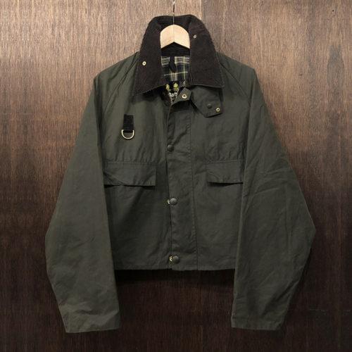 Barbour Spey Jacket(バブアー スペイ ジャケット)Lサイズ ビンテージオリジナル 英国製 Made in England