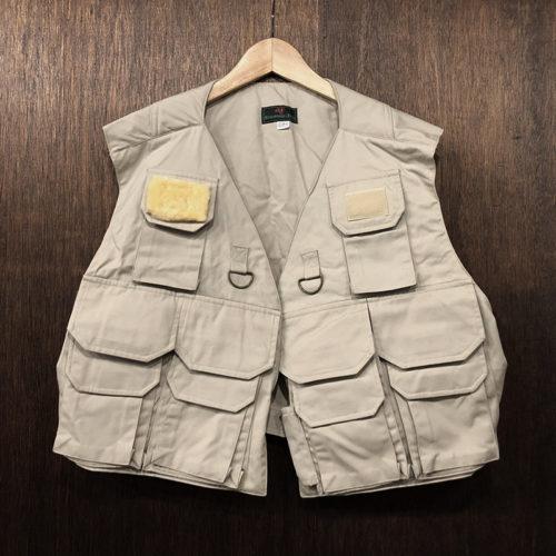 Abercrombie & Fitch Vintage Fishing Vest(アバクロ アバクロンビー フィッチ フィッシンング ベスト)ビンテージ デッドストック