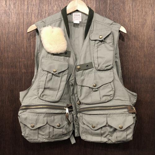 Filson Fly Fishing Guide Vest(フィルソン フライフィッシンングベスト)Mサイズ カーキ 旧モデル