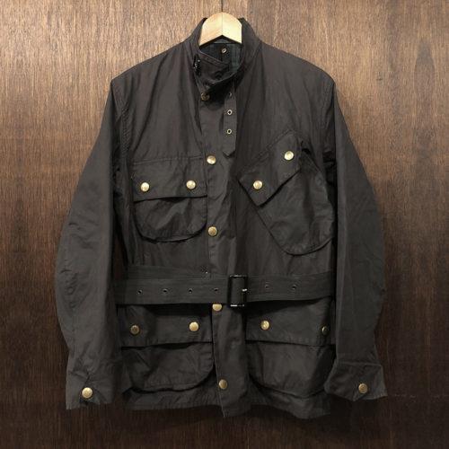 Barbour Beacon Jacket Black C36(バブアー ビーコン ジャケット)ブラックカラー サイズ C36 ブラックウォッチタータンライナー