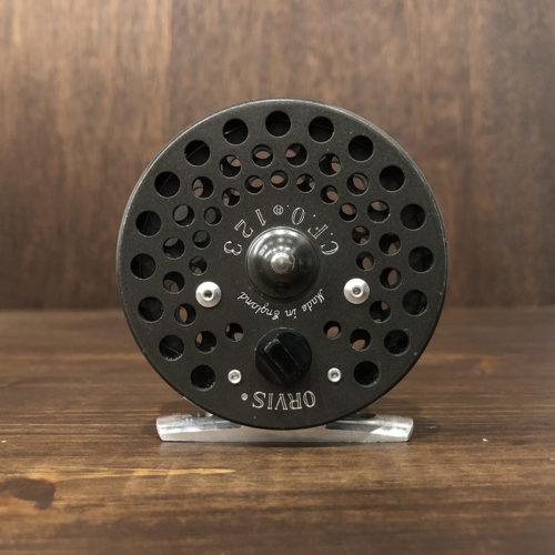 Orvis C.F.O.123(オービス シーエフオー 123)Hardy製 鋳造初期モデル フライリール ビンテージ オリジナル