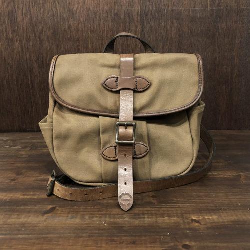 Filson Small Field Shoulder Bag Tan (フィルソン スモール フィールド ショルダー バッグ タンカラー)ビンテージ オールドモデル
