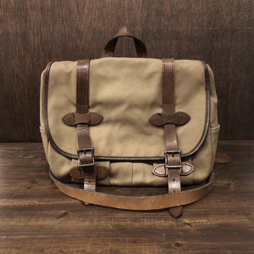 Filson Field Shoulder Bag Tan (フィルソン フィールド ショルダー バッグ タンカラー)ビンテージ オールドモデル