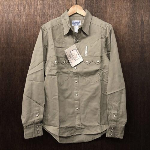 Rockmount Picket Western Shirt 640-DF(ロックマウント ピケ ウエスタンシャツ)14.5 × 33.5(S-Mサイズ) 90sオールド デッドストック