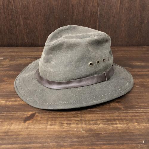 Filson Tin Cloth Packer Hat OT(フィルソン ティンクロス パッカーハット)オッターグリーンカラー Mサイズ オリジナル ビンテージ