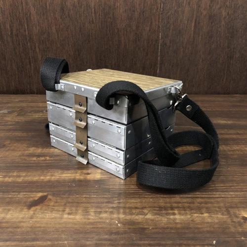 Richardson Chest Fly Box(リチャードソン チェスト フライボックス)リチャードソン存命時代 ビンテージ フライボックス
