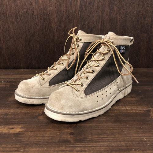 Danner River Walker(ダナー リバー ウォーカー)サイズUS Size 8 スウェード Vibram ソール仕様 ブーツ Made in USA オリジナル