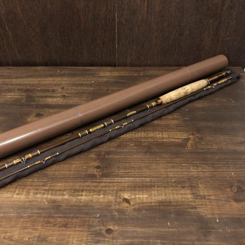 Browning Silaflex 222960 Fly Rod(ブローニング サイラフレックス )オールド グラス 6ft フライロッド ビンテージ オリジナル