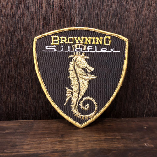 Browning Silaflex ワッペン(ブローニング サイラフレックス ワッペン)デッドストック品