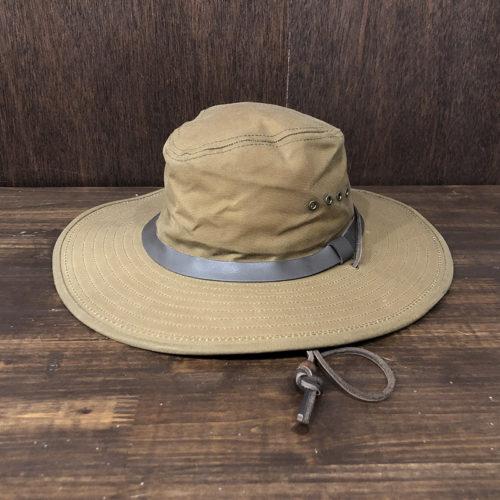 Filson Tin Cloth Bush Hat フィルソン ティン クロス ブッシュ ハット タンカラー Mサイズ オリジナル