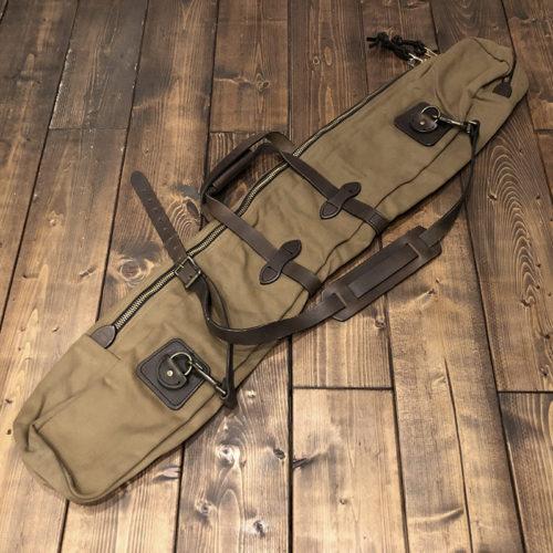 Filson Rod Travel Case Bag フィルソン ロッド トラベル ケース バッグ タンカラー オールドモデル
