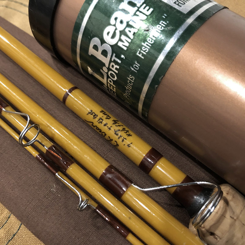 L.L.Bean Pack Rod