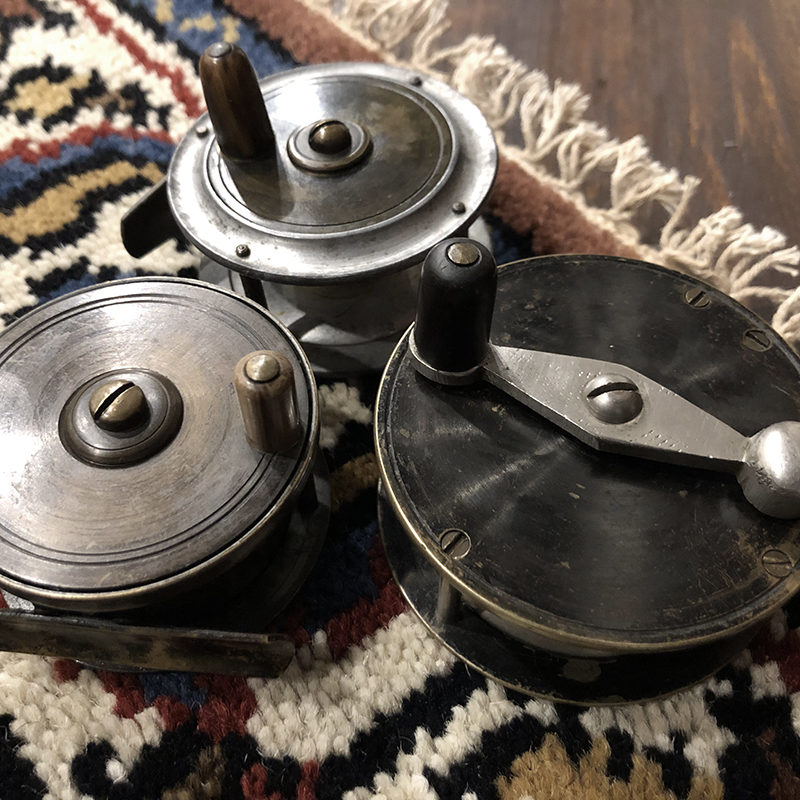 Antique Fly Reels