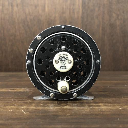 Pflueger Medalist 1492 Fly Reel フルーガー メダリスト1492 スカルプテッドピラーモデル メダリスト最小径モデル オリジナル