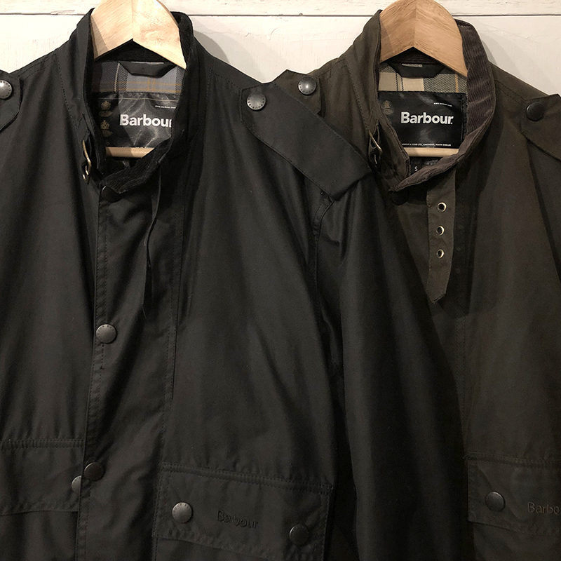 Barbour Flyer Jacket