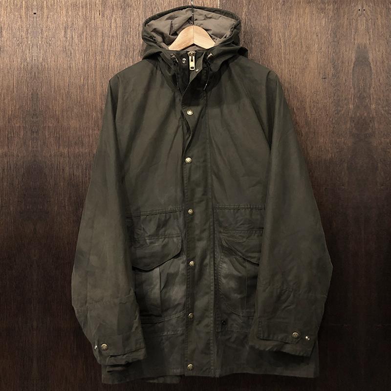 Filson All Season Rain Coat Hoodie フィルソン オールシーズン レイン コート フーディ Lサイズ オッターグリーン オリジナルモデル ビンテージ