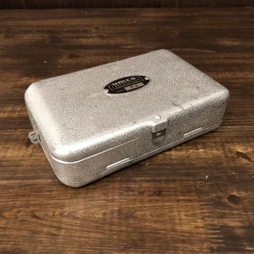 Umco P-8 Lure Tackle Box アムコ タックルボックス アルミニウム ルアーボックス ビンテージ