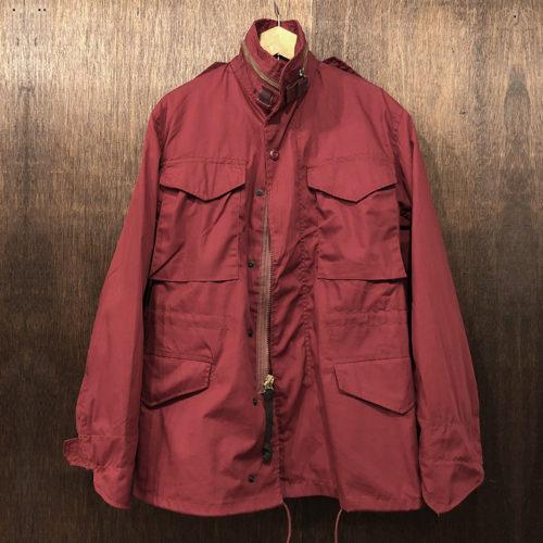 M-65 field Jacket Red John Ownbey XS Regular フィールドジャケット レッドカラー ビンテージ オリジナル