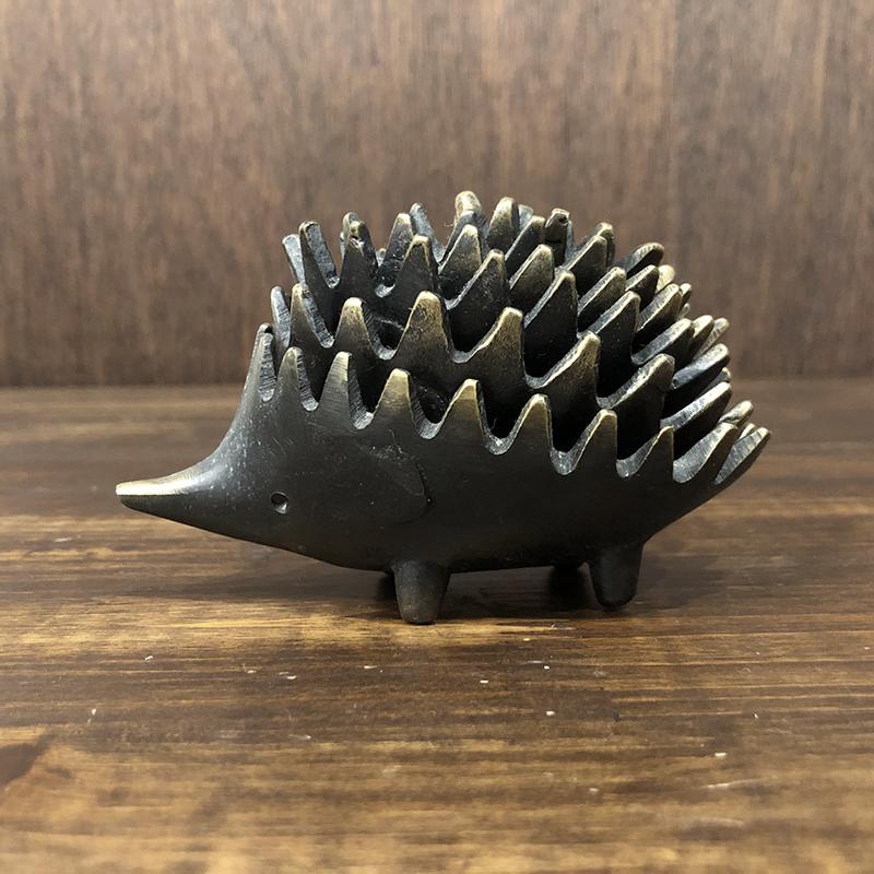 Walter Bosse Hedgehog Ashtray ウォルター ボッセ ハリネズミ オリジナル ビンテージ アッシュトレイ