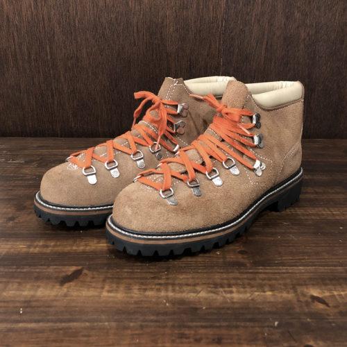 Weinbrenner Mountain Hiker Boots 8-1/2W Deadstock ウェインブレナー マウンテン ハイカー ブーツ サイズ サンドスウェード Vibramソール ブーツ Made in USA オリジナル デッドストック品