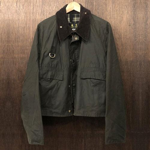 Barbour Spey Jacket Large Deadstock バブアー スペイ ジャケット ラージサイズ ビンテージ デッドストック相当品 オリジナル 英国製 Made in England