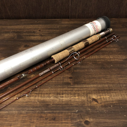Fenwick SF74-4 Fly & Spin Pack Rod フェンウィック オールド グラス フライ スピニング ビンテージ 4ピース パックロッド ビンテージ