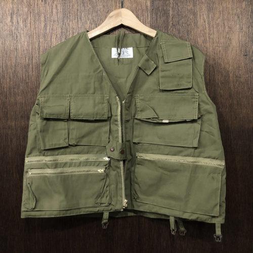 Orvis Vintage Fishing Vest オービス ビンテージ フィッシング ベスト フォレストグリーン M相当 オリジナル