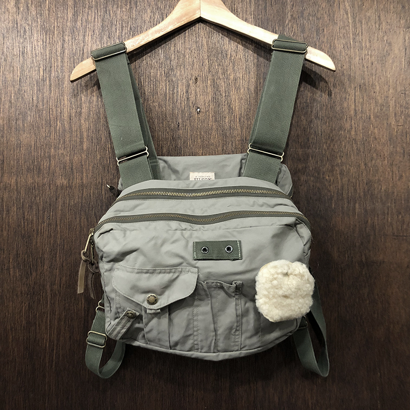 Filson Tackle Pack Fly Fishing Vest フィルソン フライフィッシング タックル パッグ ベスト オールドモデル オリジナル
